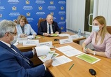 В Воронеже обсудили финансирование сферы труда и занятости региона в 2022 году